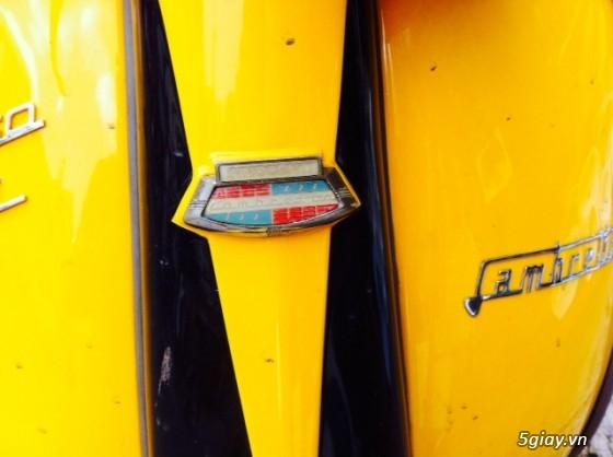 Bán xe Lambretta cổ Special X150 - 50tr - 1