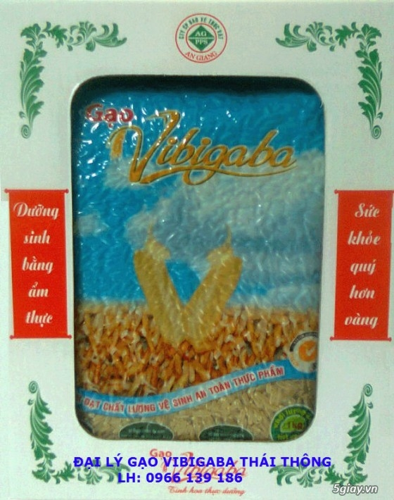 Gạo Vibigaba - Tinh hoa thực dưỡng! - 8