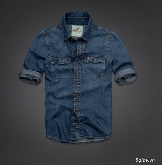 Lamanshopcom Quan ao HOLLISTER ABERCROMBIE FITCH Chinh hang USA 100