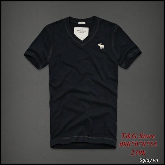 TG Store Chuyen thoi trang Hollister Abercrombie Fitch nhap khau 100 Gia re