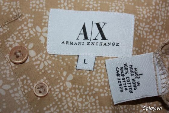 Sơmi authentic Burberry, Lacoste, H&M, Pierre Cardin, Ck, Uniqlo, Gap, Lee… giá rẻ** - 37