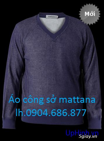 Ao so mi nam chinh hang Mattana gia chi 280k cho moi nguoi ne