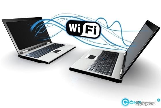 Hướng dẫn phát wifi trên laptop Windows 8.1