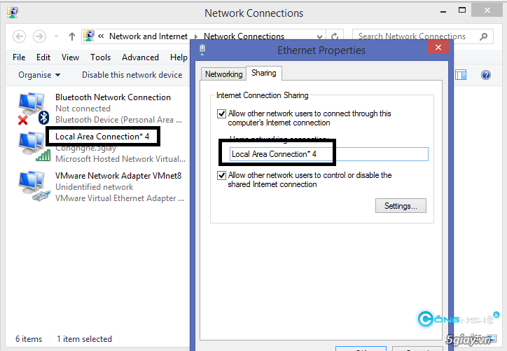 Hướng dẫn phát wifi trên laptop Windows 8.1 - 5441