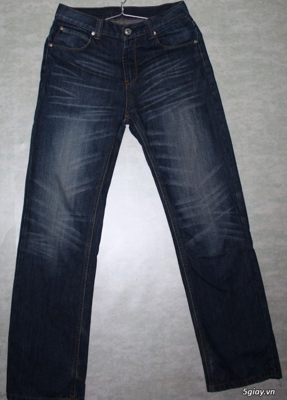 [2ndFashion] chuyên quần Jeans Authentic Levi's, CK, Diesel, Uniqlo, H&M, D&G, Evisu, - 5