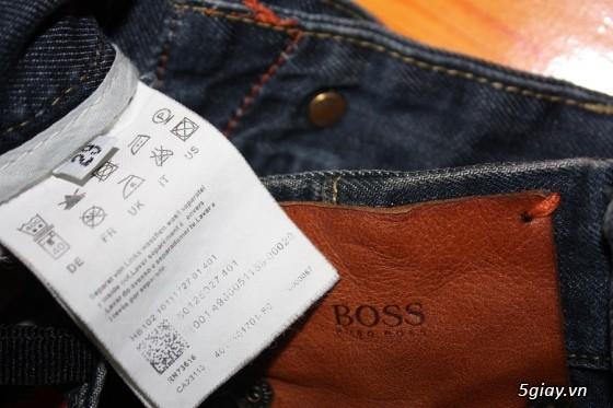 [2ndFashion] chuyên quần Jeans Authentic Levi's, CK, Diesel, Uniqlo, H&M, D&G, Evisu, - 36