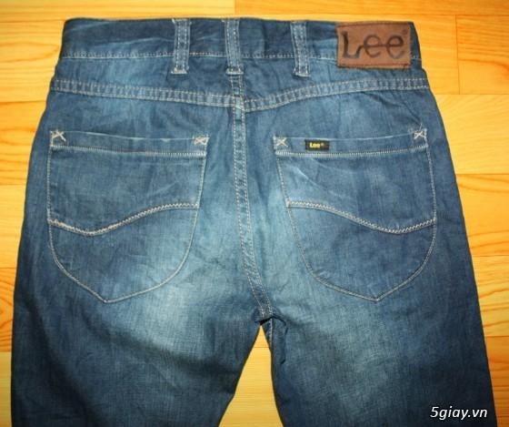 [2ndFashion] chuyên quần Jeans Authentic Levi's, CK, Diesel, Uniqlo, H&M, D&G, Evisu, - 30