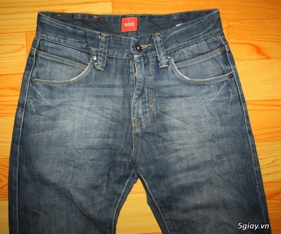 [2ndFashion] chuyên quần Jeans Authentic Levi's, CK, Diesel, Uniqlo, H&M, D&G, Evisu, - 35