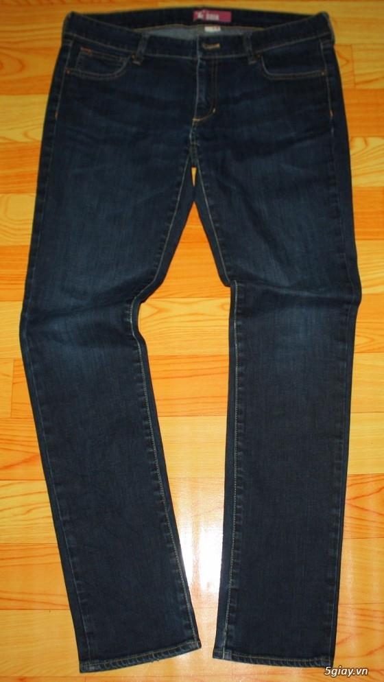 [2ndFashion] chuyên quần Jeans Authentic Levi's, CK, Diesel, Uniqlo, H&M, D&G, Evisu, - 25