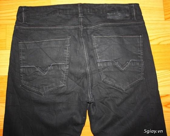 [2ndFashion] chuyên quần Jeans Authentic Levi's, CK, Diesel, Uniqlo, H&M, D&G, Evisu, - 3