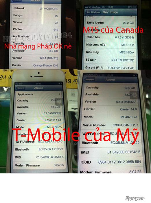 Fix *101# SMS 3G danh bạ cho iOS 7 Heicard sim ghép giá rẻ nhất nè - 18