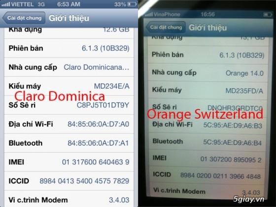 Fix *101# SMS 3G danh bạ cho iOS 7 Heicard sim ghép giá rẻ nhất nè - 17