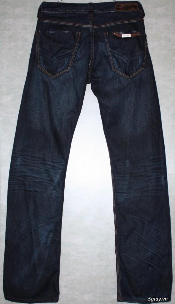 [2ndFashion] chuyên quần Jeans Authentic Levi's, CK, Diesel, Uniqlo, H&M, D&G, Evisu, - 9