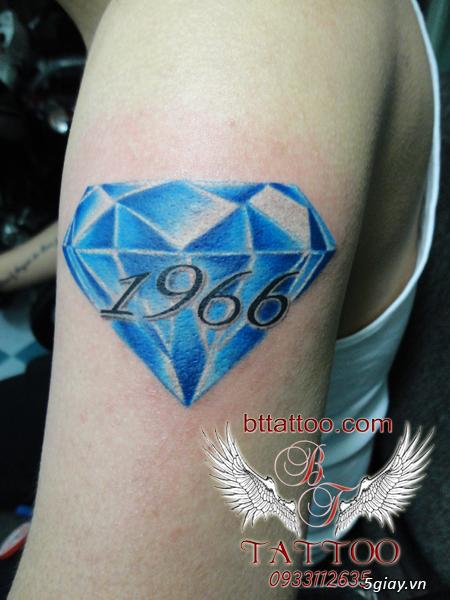 Xăm nghệ thuật BT tattoo uy tín, chất lượng, giá cả hợp lý - 3