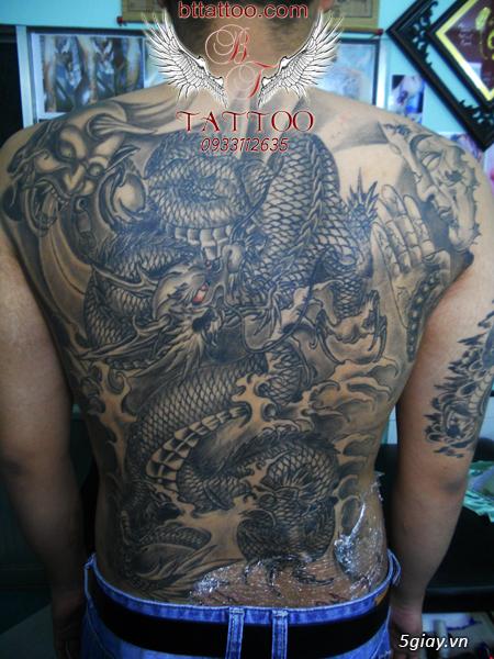 Xăm nghệ thuật BT tattoo uy tín, chất lượng, giá cả hợp lý - 29