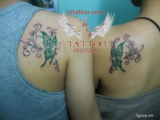 Xăm nghệ thuật BT tattoo uy tín, chất lượng, giá cả hợp lý - 44