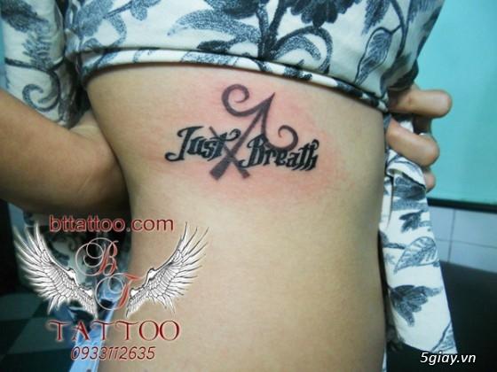 Xăm nghệ thuật BT tattoo uy tín, chất lượng, giá cả hợp lý - 45