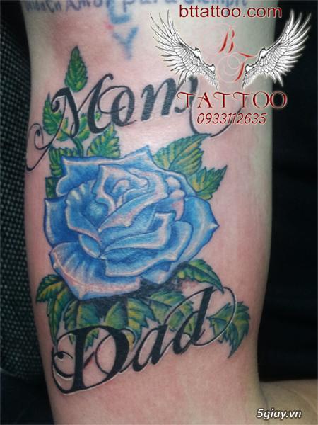 Xăm nghệ thuật BT tattoo uy tín, chất lượng, giá cả hợp lý - 27