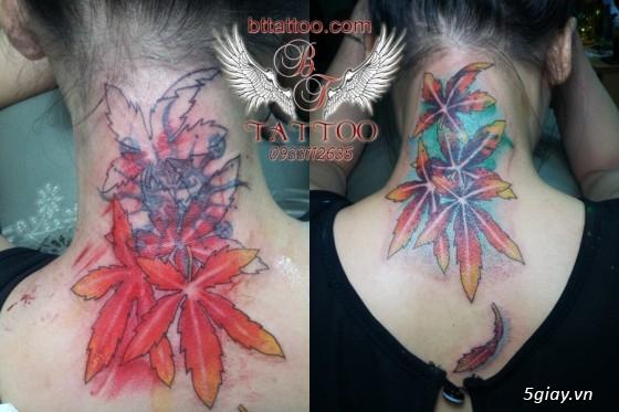 Xăm nghệ thuật BT tattoo uy tín, chất lượng, giá cả hợp lý - 39