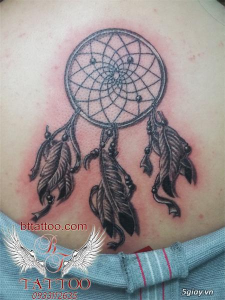 Xăm nghệ thuật BT tattoo uy tín, chất lượng, giá cả hợp lý - 12