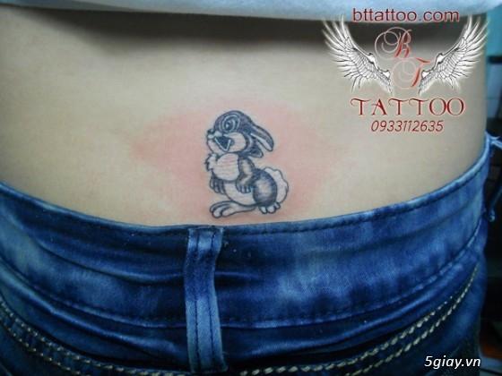 HCM - BT tattoo địa chỉ xăm nghệ thuật uy tín chất lượng giá cả hợp lý