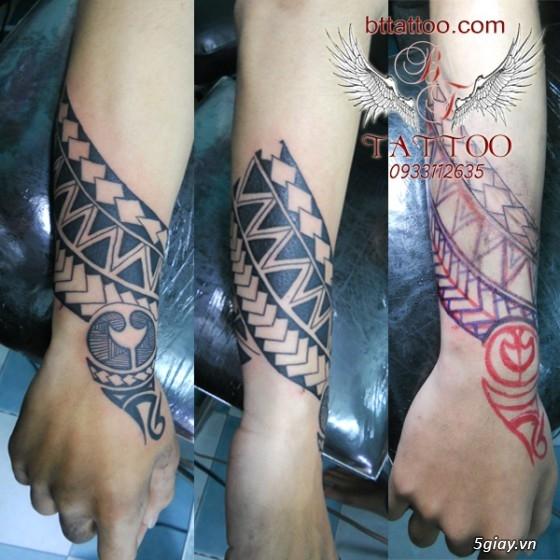 Xăm nghệ thuật BT tattoo uy tín, chất lượng, giá cả hợp lý - 34