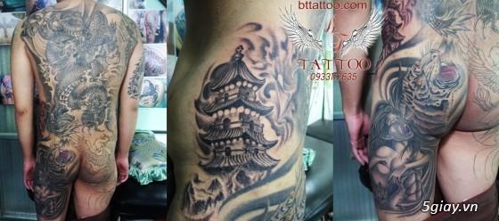 Xăm nghệ thuật BT tattoo uy tín, chất lượng, giá cả hợp lý - 13