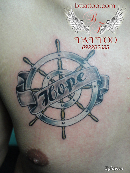 Xăm nghệ thuật BT tattoo uy tín, chất lượng, giá cả hợp lý - 9