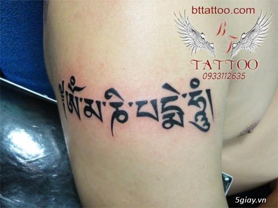 Xăm nghệ thuật BT tattoo uy tín, chất lượng, giá cả hợp lý - 7