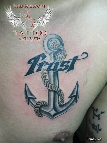 Xăm nghệ thuật BT tattoo uy tín, chất lượng, giá cả hợp lý - 8