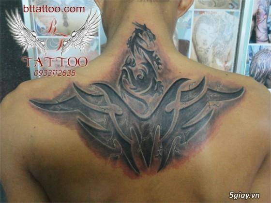 Xăm nghệ thuật BT tattoo uy tín, chất lượng, giá cả hợp lý - 20