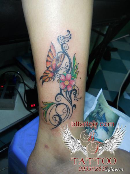 Xăm nghệ thuật BT tattoo uy tín, chất lượng, giá cả hợp lý - 40