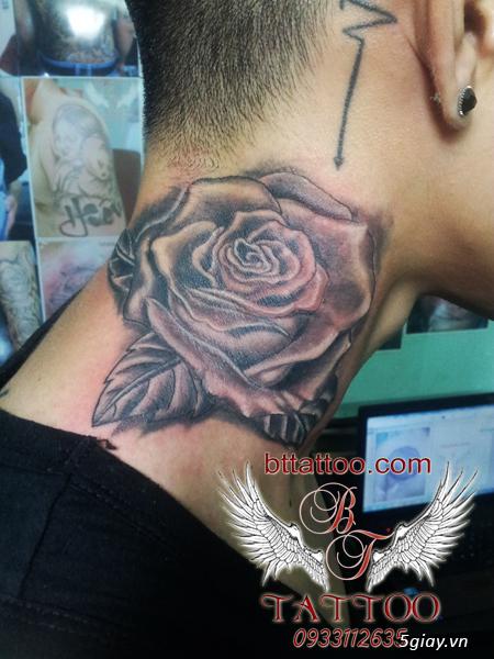 Xăm nghệ thuật BT tattoo uy tín, chất lượng, giá cả hợp lý - 11