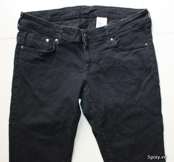 [2ndFashion] chuyên quần Jeans Authentic Levi's, CK, Diesel, Uniqlo, H&M, D&G, Evisu, - 21