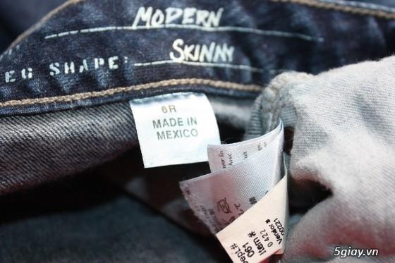 [2ndFashion] chuyên quần Jeans Authentic Levi's, CK, Diesel, Uniqlo, H&M, D&G, Evisu, - 22
