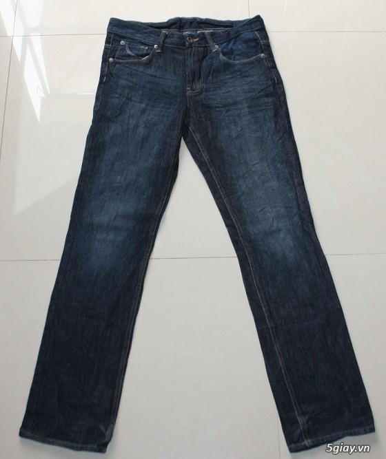[2ndFashion] chuyên quần Jeans Authentic Levi's, CK, Diesel, Uniqlo, H&M, D&G, Evisu, - 37