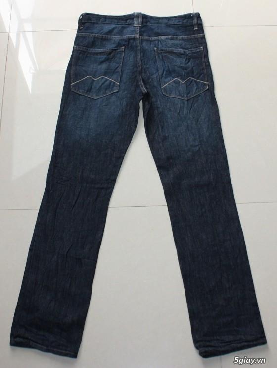 [2ndFashion] chuyên quần Jeans Authentic Levi's, CK, Diesel, Uniqlo, H&M, D&G, Evisu, - 39