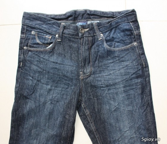 [2ndFashion] chuyên quần Jeans Authentic Levi's, CK, Diesel, Uniqlo, H&M, D&G, Evisu, - 38