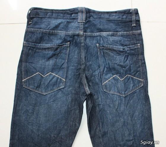 [2ndFashion] chuyên quần Jeans Authentic Levi's, CK, Diesel, Uniqlo, H&M, D&G, Evisu, - 40