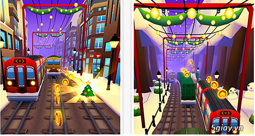 Game - 6 game Giáng sinh cực hay cho Android | Congnghe.