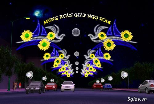 8 tuyến đường Sài Gòn sẽ rực sáng trước Giáng sinh   Congnghe.