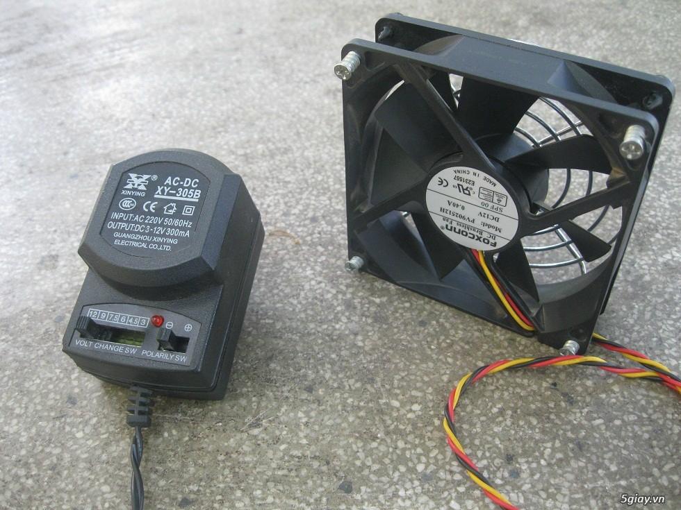 Phụ kiện - Cách làm quạt tản nhiệt cho laptop | Congnghe.