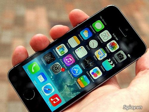 Khắc phục các nhược điểm trên iPhone 5S - 4654