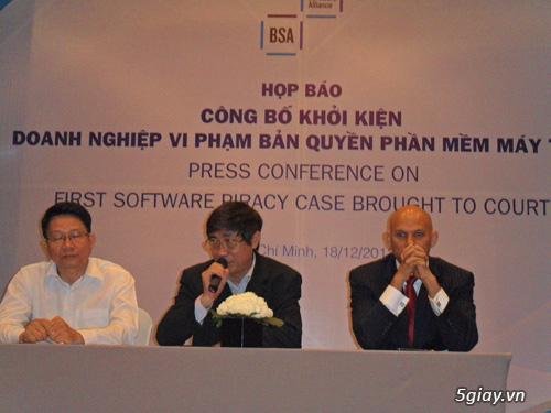 Microsoft và Lạc Việt: Phát súng bản quyền đã nổ - 6492