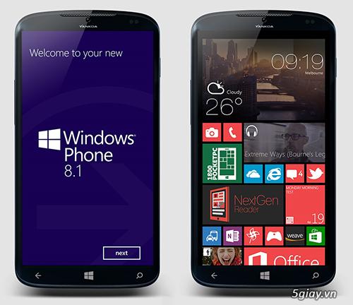 Tin tức - Tin đồn về Windows Phone 8.1: app có thể chạy với ...