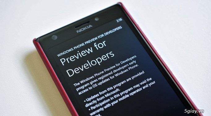 Trải nghiệm bản cập nhật GDR3 dành cho Developers - 2802