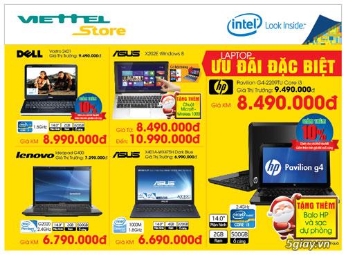 Tin tức - Ưu đãi đặc biệt khi mua Laptop tại Viettel Store | Congnghe.
