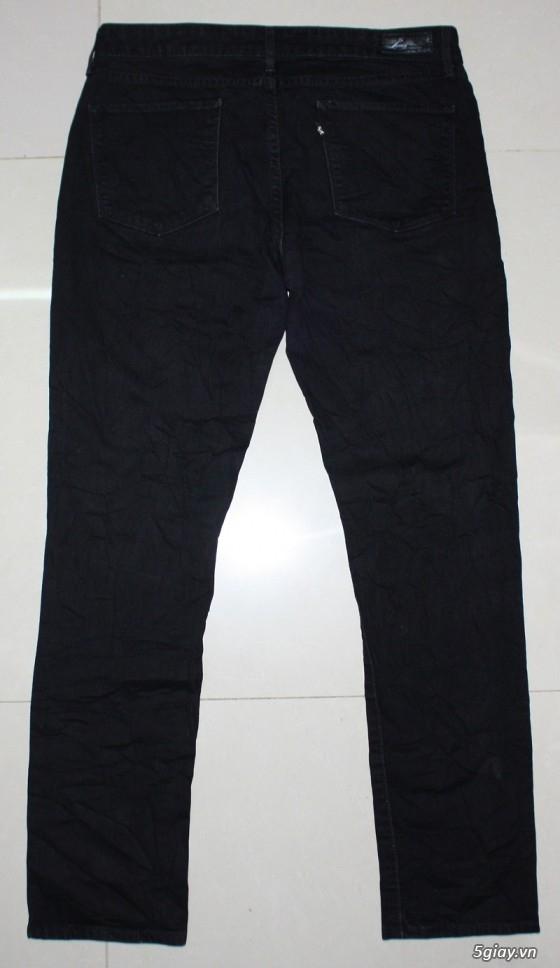 [2ndFashion] chuyên quần Jeans Authentic Levi's, CK, Diesel, Uniqlo, H&M, D&G, Evisu, - 14