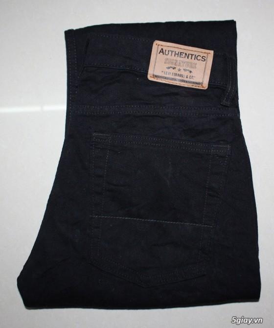 [2ndFashion] chuyên quần Jeans Authentic Levi's, CK, Diesel, Uniqlo, H&M, D&G, Evisu, - 12