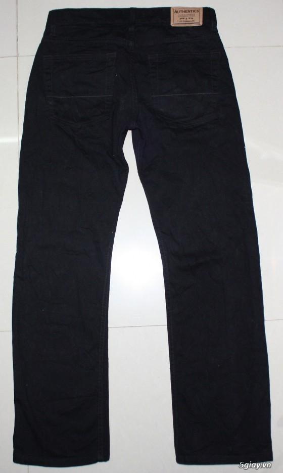 [2ndFashion] chuyên quần Jeans Authentic Levi's, CK, Diesel, Uniqlo, H&M, D&G, Evisu, - 10